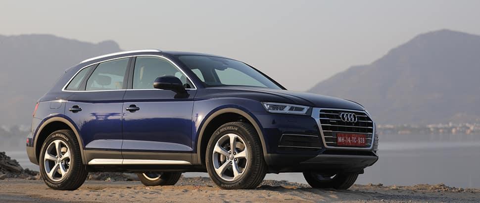 The All New Audi Q Audi India - Audi india