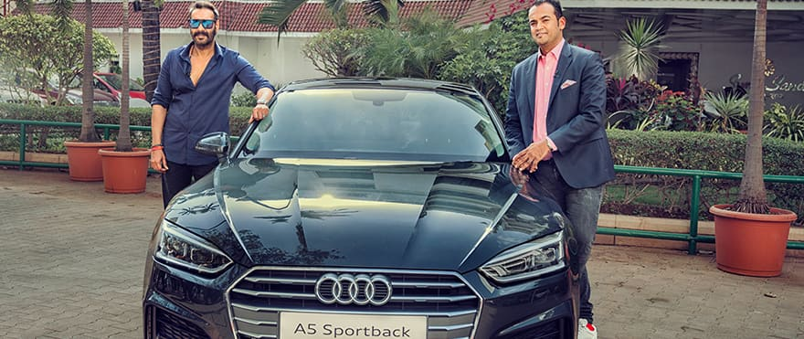 12th edition of the Audi quattro Cup in India