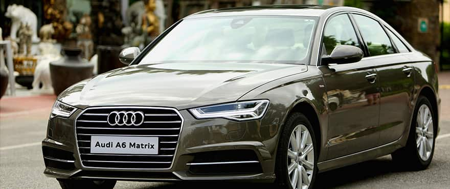 Audi ups the luxury quotient: launches the Audi A6 Lifestyle Edition