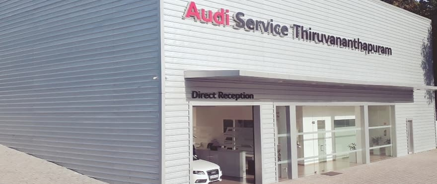 Audi expands its 'Workshop First' Strategy in India