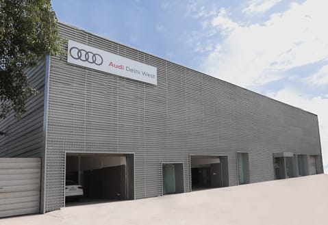 Audi India adds new state-of-the-art service facility in Delhi NCR – Audi Service Delhi West now open