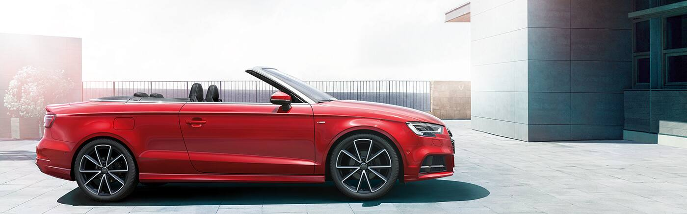 A3 Cabriolet A3 Audi India