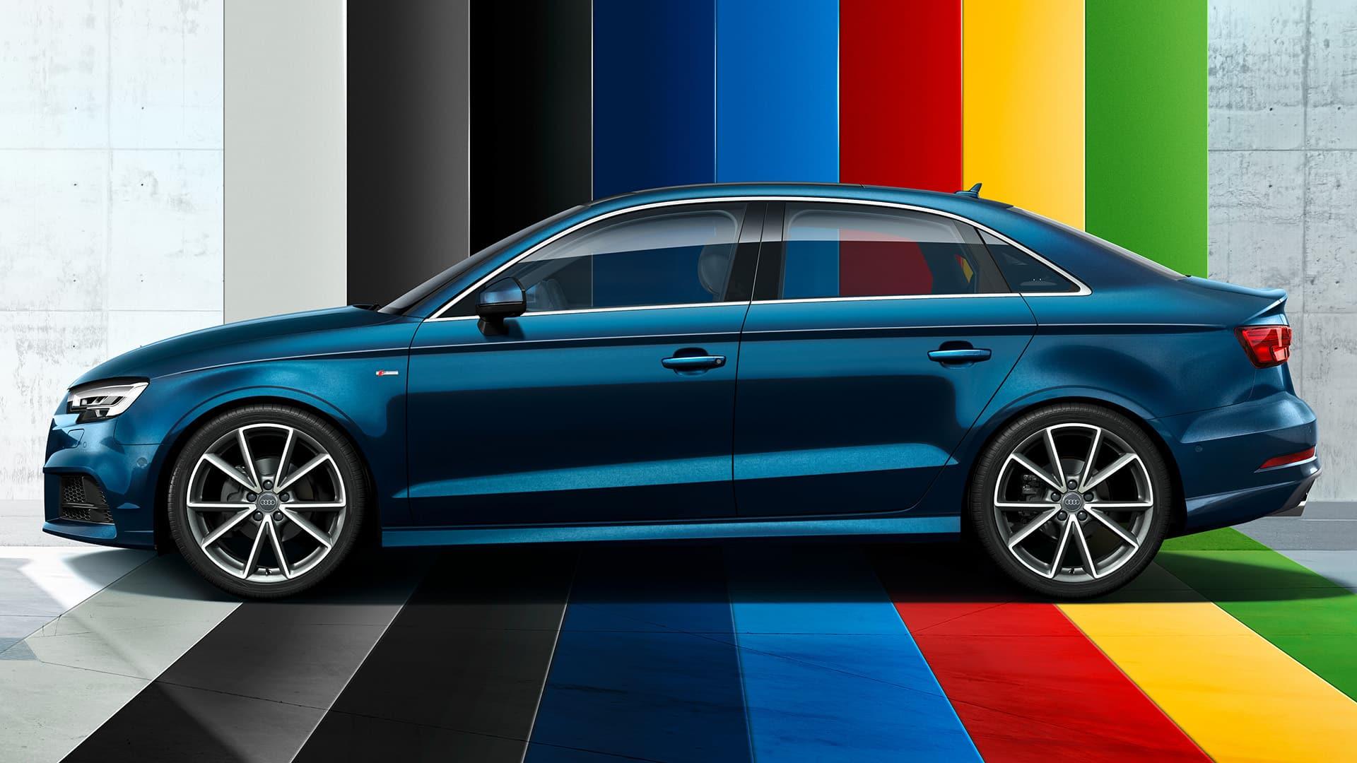 A3 Sedan > A3 > Audi India