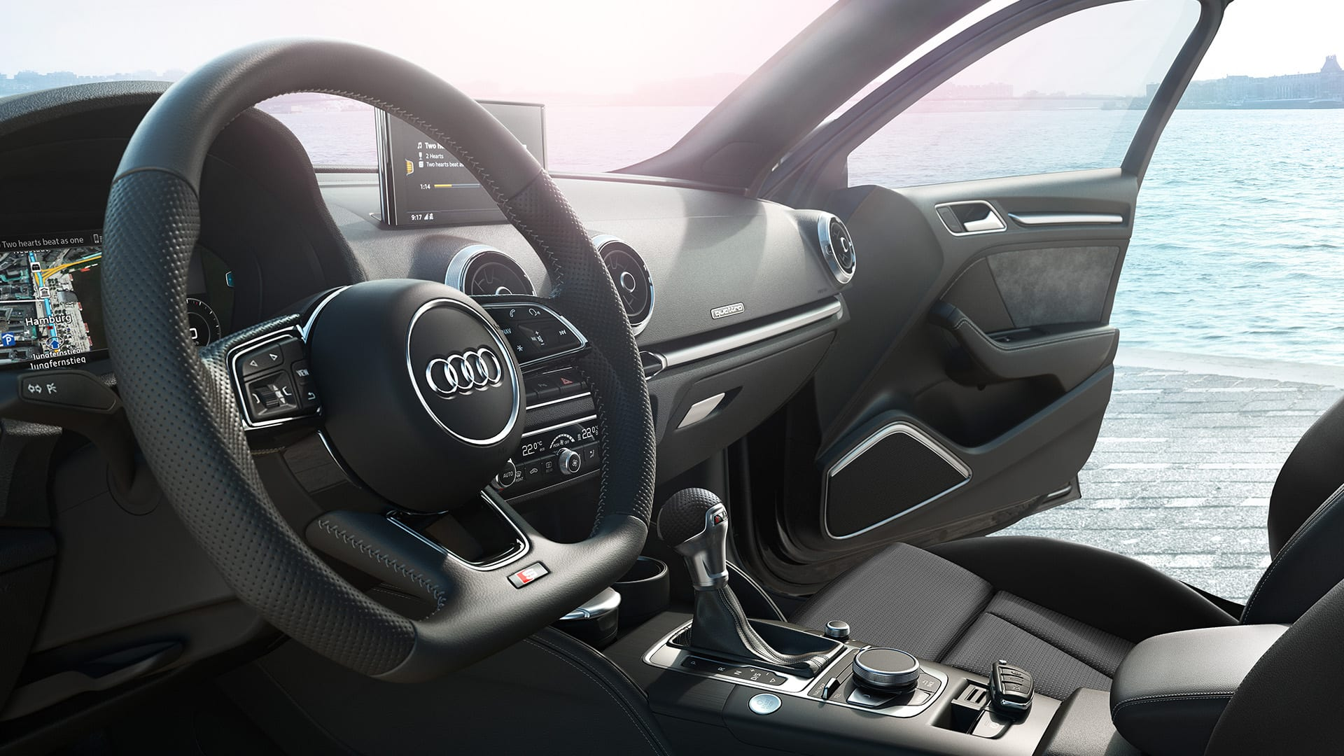 A3 Sedan A3 Audi India