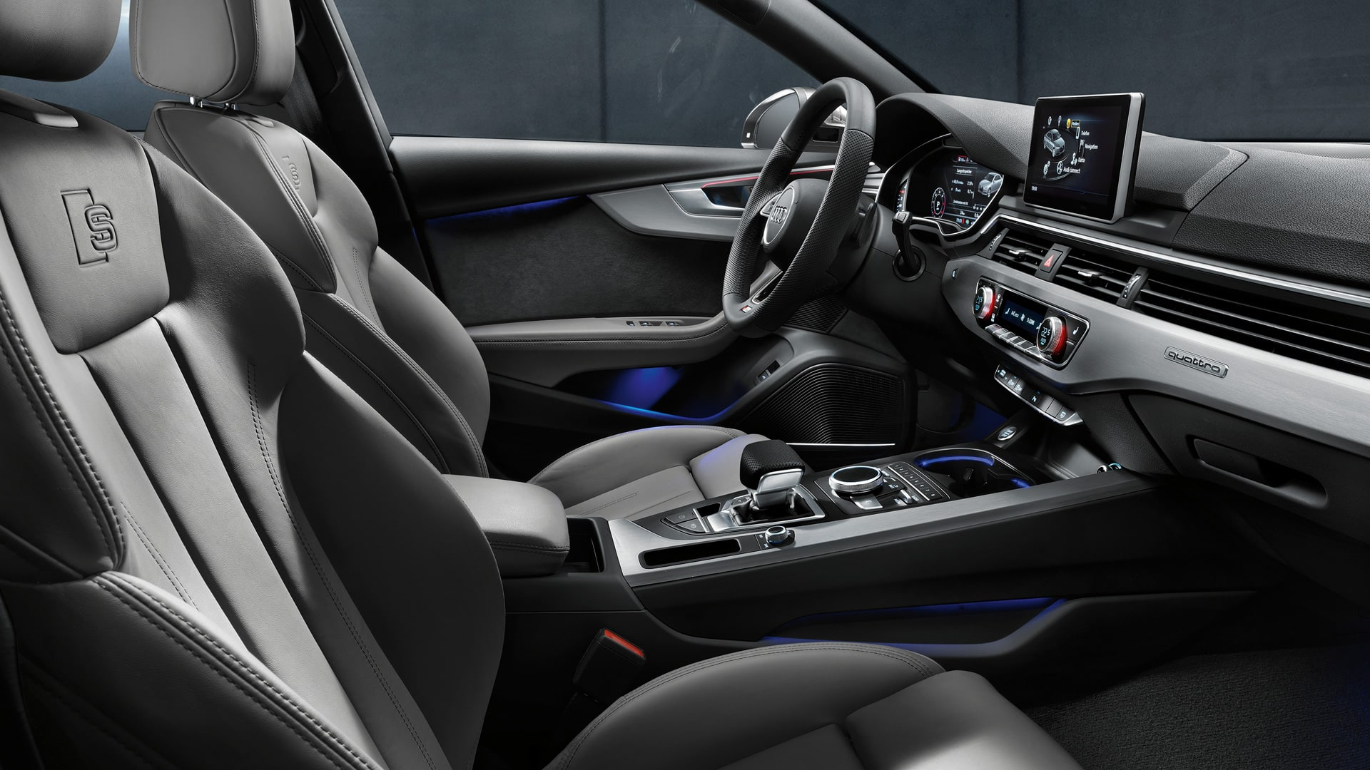 A Sedan A Audi India - 2018 audi a4 s line specs