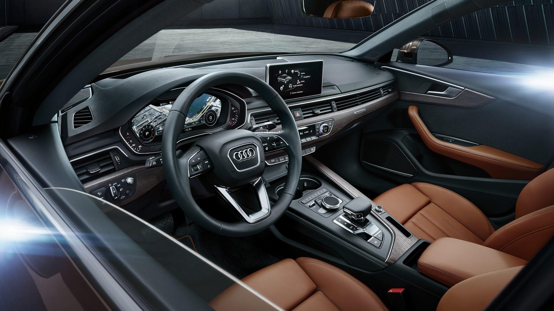A4 Sedan Gt A4 Gt Audi India
