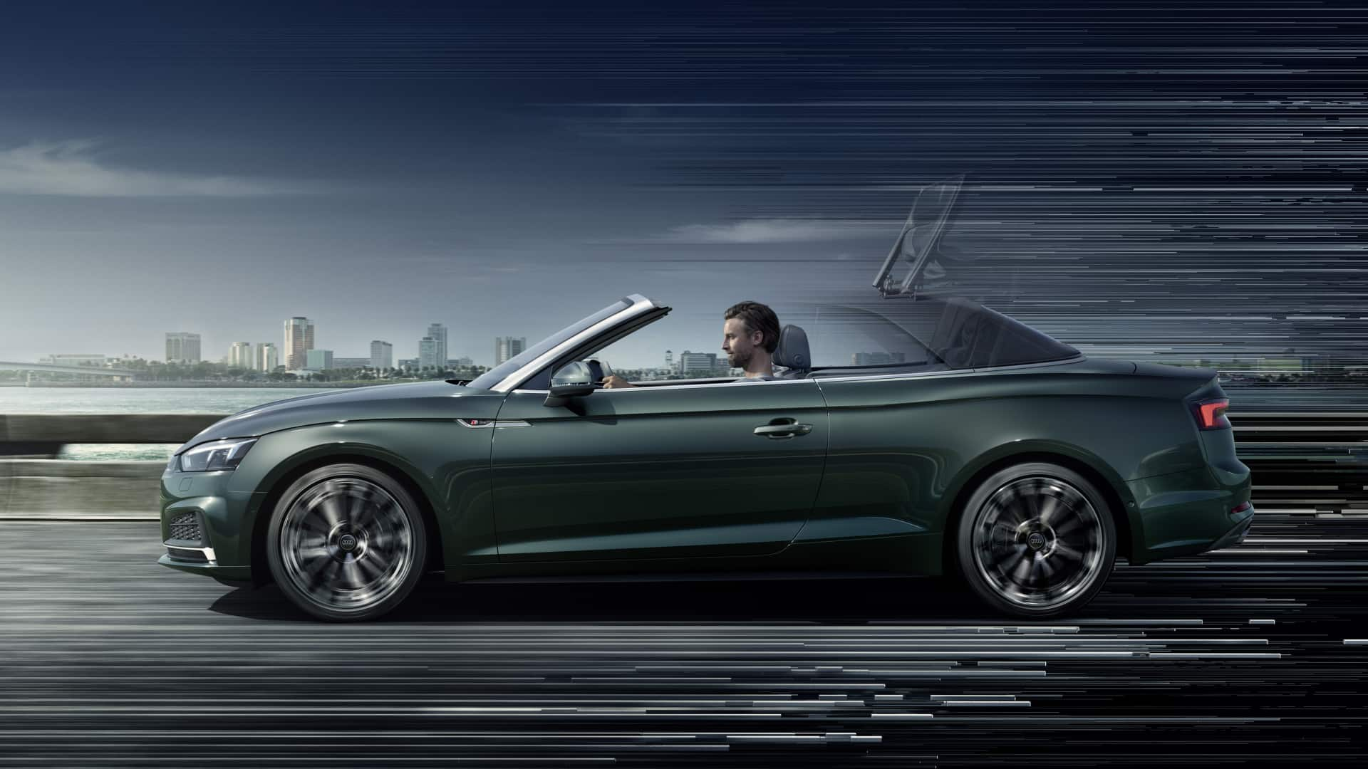The New A Cabriolet Audi India - Audi cabriolet