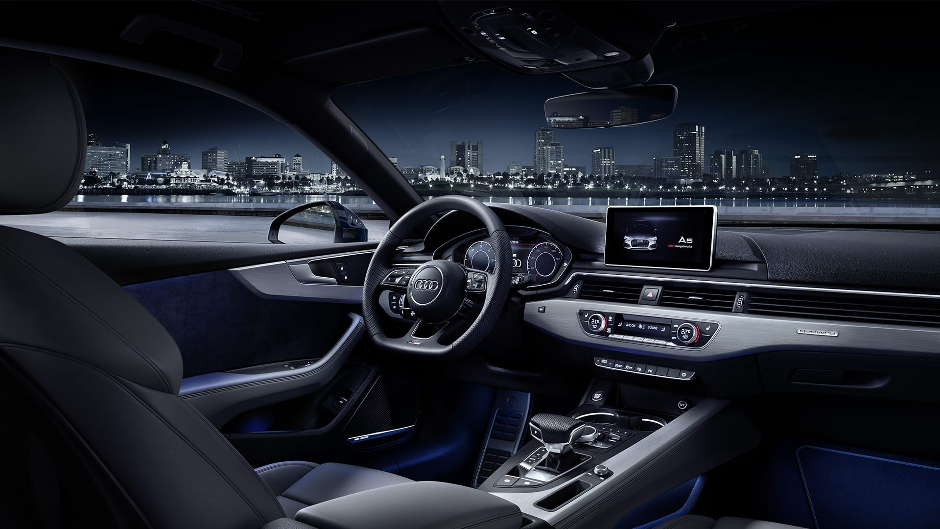 The new A5 Sportback > A5 > Audi India