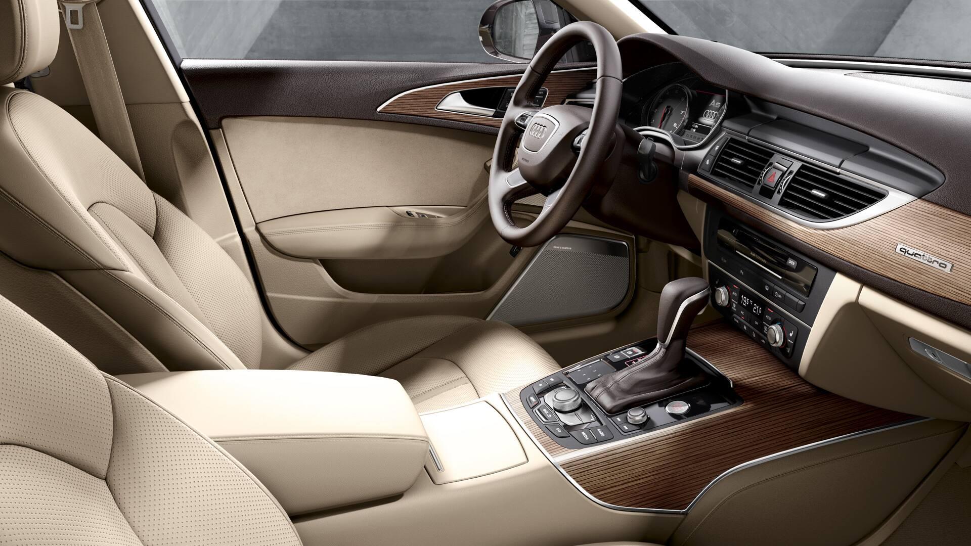 A Sedan Audi India - Audi a6
