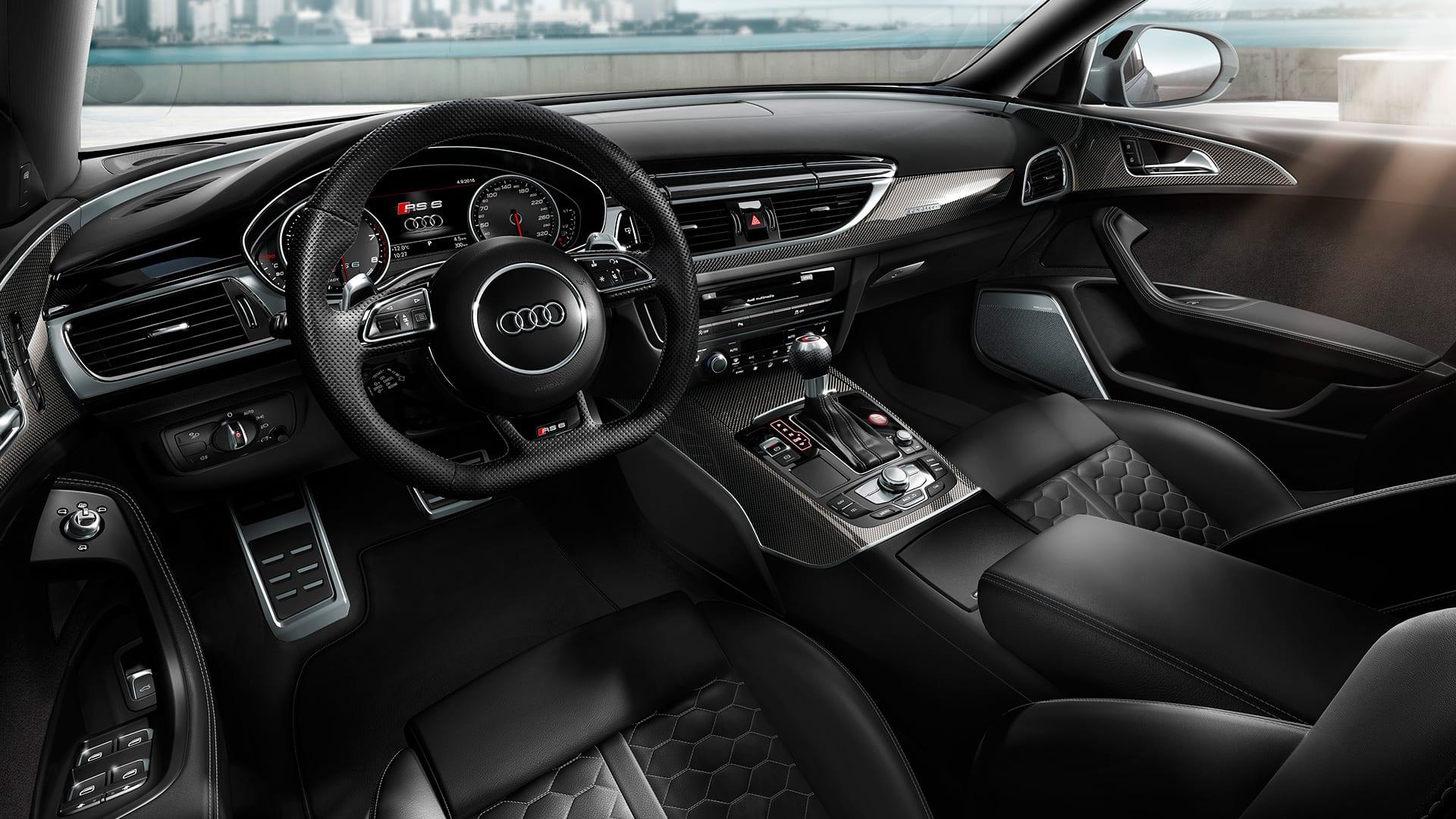 RS 6 Avant > A6 > Audi India