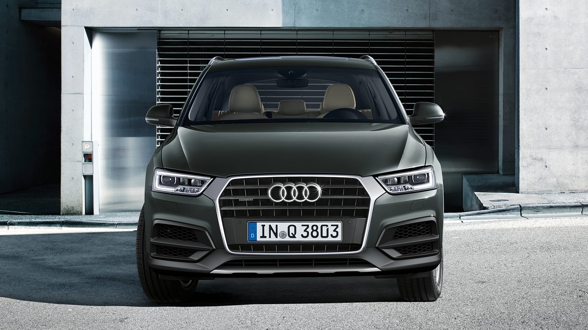 The Audi Q3
