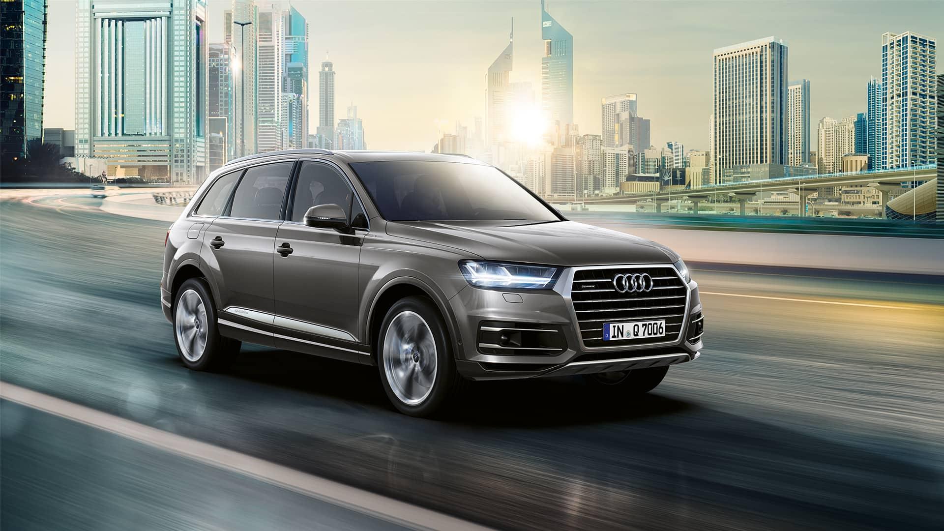 Q Q Audi India - Audi q7 deals