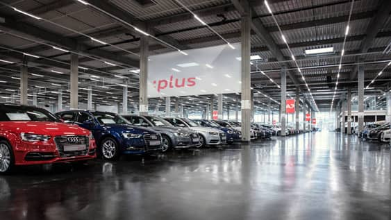The New Audi Used Car Locator Audi India
